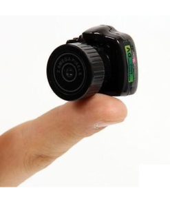 world's smallest digital video camera