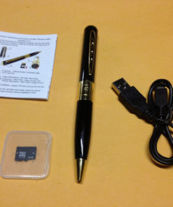 Video Spy Pen
