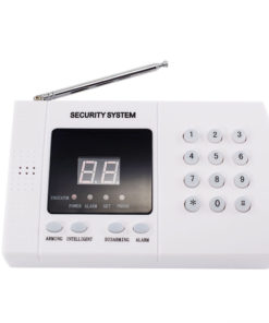 wireless home security system
